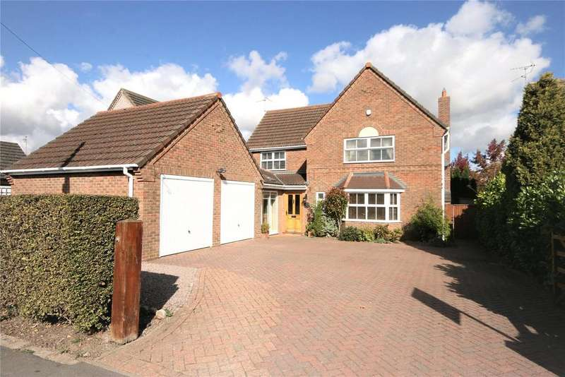 4 Bedrooms Detached House for sale in Stonegate, Cowbit, PE12