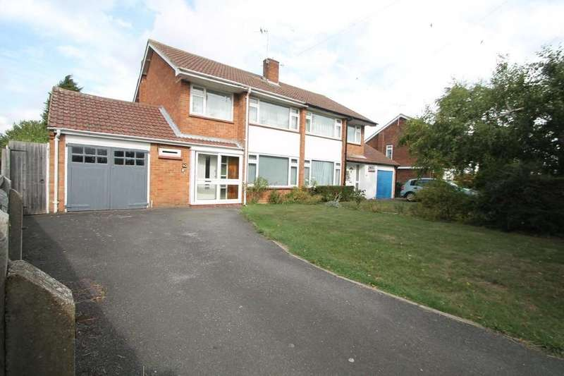 3 Bedrooms Semi Detached House for sale in Northumberland Avenue, Aylesbury