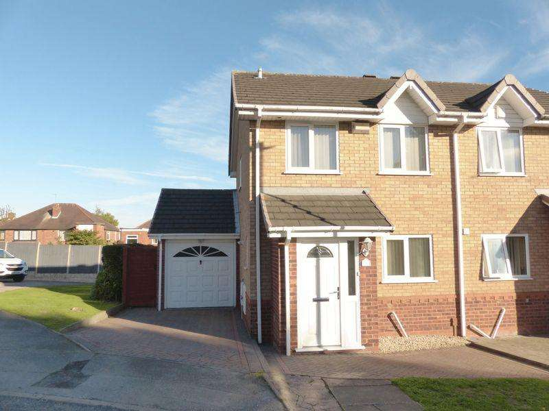 3 Bedrooms Semi Detached House for sale in Lodge Pool Close, Great Barr, Birmingham