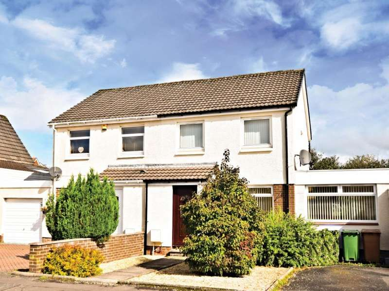 3 Bedrooms Semi Detached House for sale in Spruce Park , Ayr , South Ayrshire , KA7 3PL