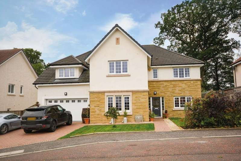 5 Bedrooms Detached House for sale in James Smith Road, Deanston, Doune, FK16 6EG
