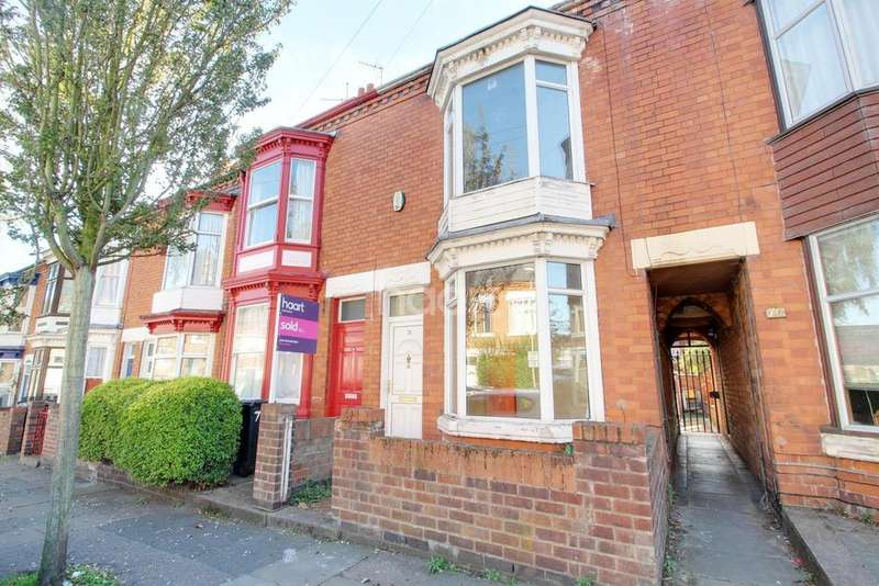 2 Bedrooms Terraced House for sale in Barclay Street, Leicester