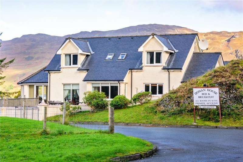 5 Bedrooms Detached House for sale in Dornie, Kyle, Ross-Shire