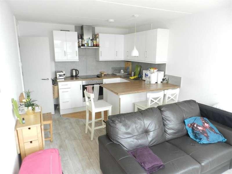3 Bedrooms Flat for sale in Charlotte Despard Avenue, London
