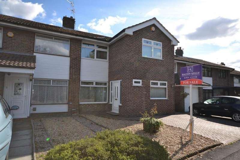 4 Bedrooms Semi Detached House for sale in Tankersley Grove, Great Sankey, Warrington