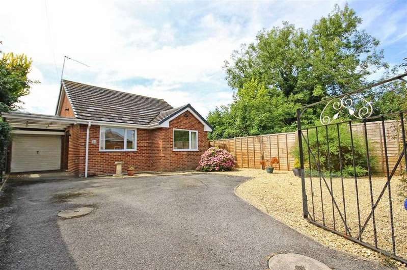 2 Bedrooms Detached Bungalow for sale in Wessex Drive, Off Hales Road, Cheltenham, GL52