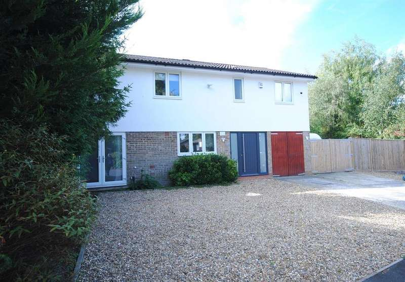 4 Bedrooms Detached House for sale in Cavendish Meads, Ascot