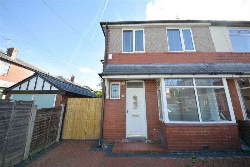 2 Bedrooms Semi Detached House for sale in Everest Place, Swinley, Wigan, WN1