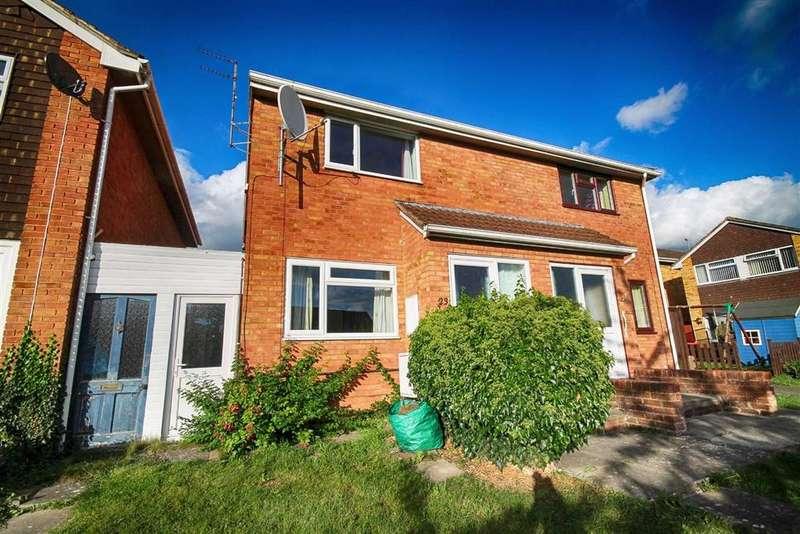 3 Bedrooms Semi Detached House for sale in Kerstin Close, Wymans Brook, Cheltenham, GL50