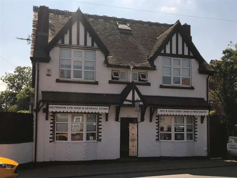 3 Bedrooms Commercial Property for sale in Nottingham Road, Giltbrook