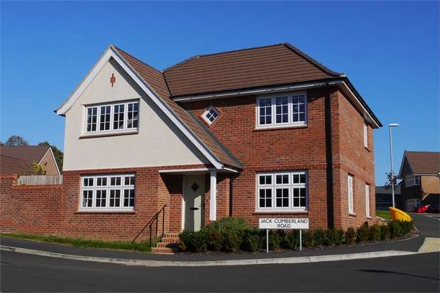 4 Bedrooms Detached House for sale in Jack Cumberland Road, Market Harborough, Leicestershire