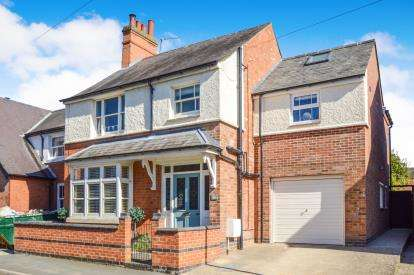 4 Bedrooms Detached House for sale in Gardiner Street, Market Harborough, Leicestershire