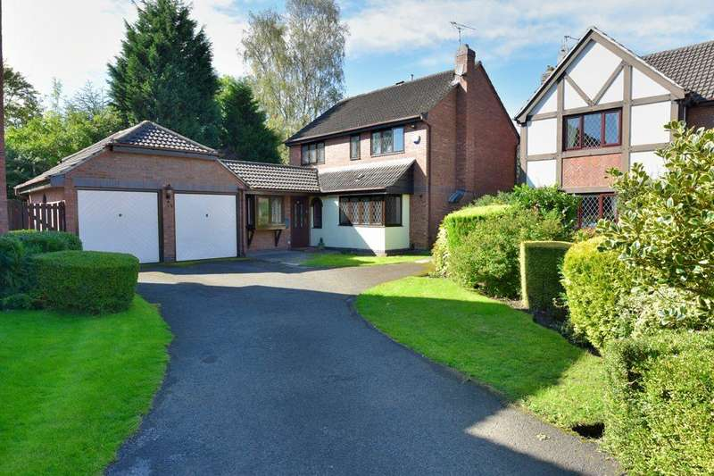 4 Bedrooms Detached House for sale in Kedleston Green, Offerton, Stockport, SK2 5DQ
