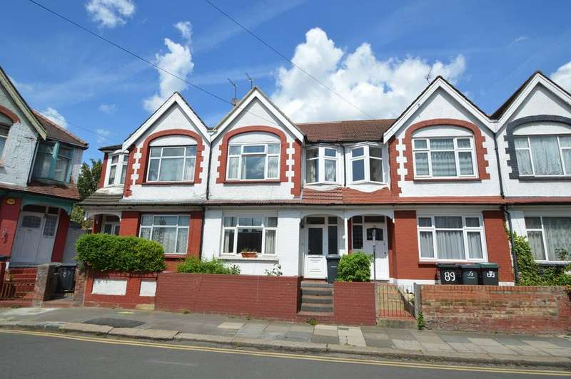 3 Bedrooms Terraced House for sale in Antill Road, London, N15