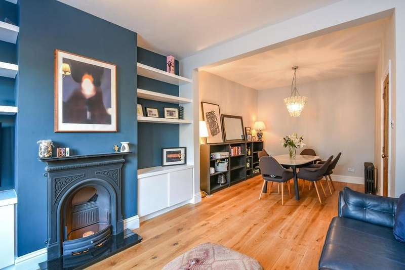 3 Bedrooms Terraced House for sale in Admaston Road, Woolwich