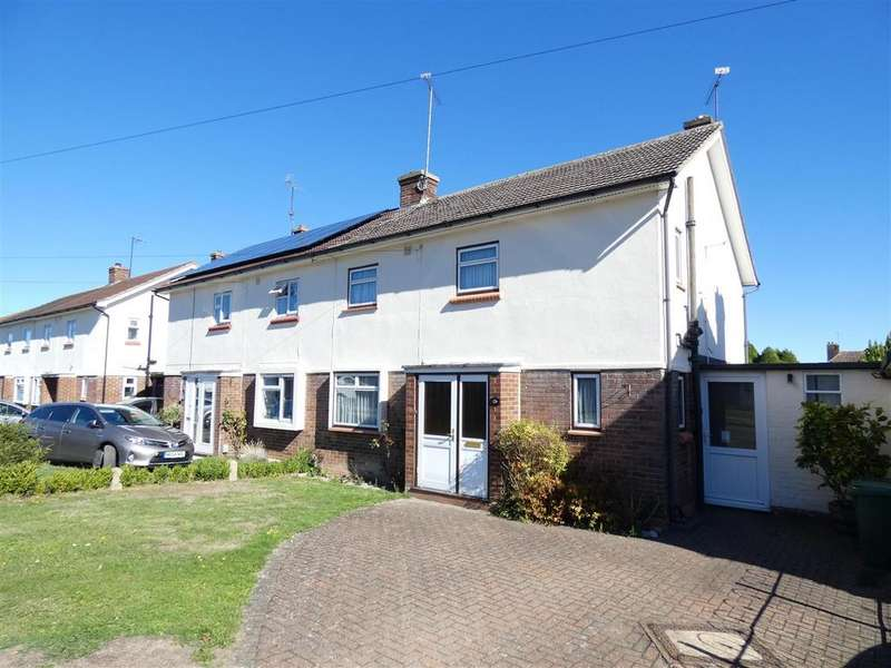 3 Bedrooms Semi Detached House for sale in Drovers Way, Dunstable
