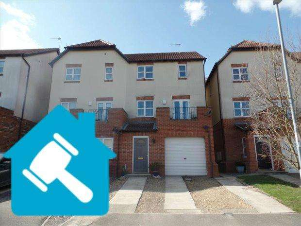 4 Bedrooms Terraced House for sale in STAPYLTON DRIVE, HORDEN, PETERLEE AREA VILLAGES
