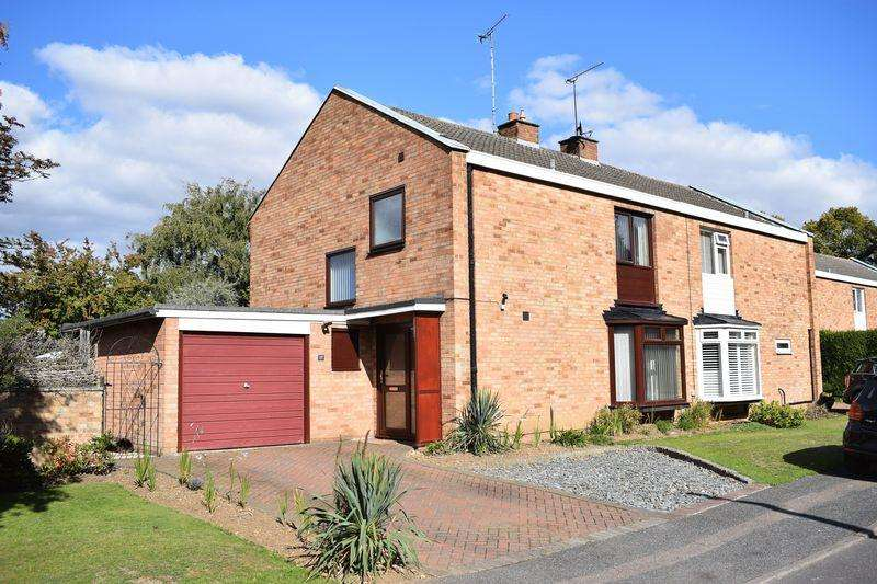 3 Bedrooms Semi Detached House for sale in Upper Park, Harlow