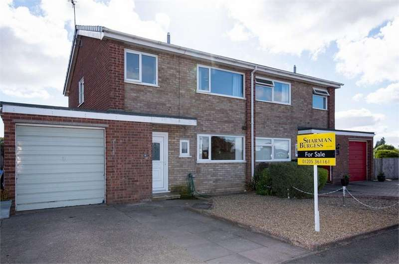 3 Bedrooms Semi Detached House for sale in St Andrews Road, Butterwick, Boston, Lincolnshire