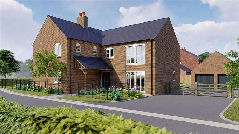 5 Bedrooms Detached House for sale in Palace Road, Ripon, North Yorkshire
