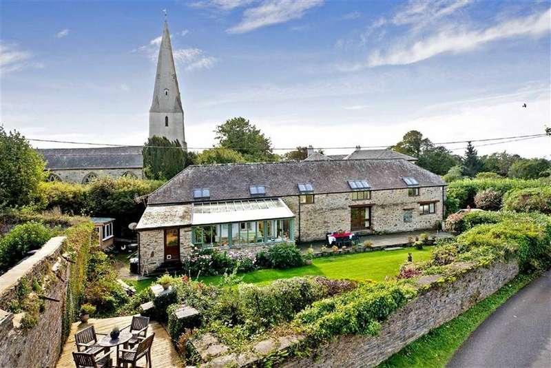 5 Bedrooms Detached House for sale in Diptford, Devon, TQ9