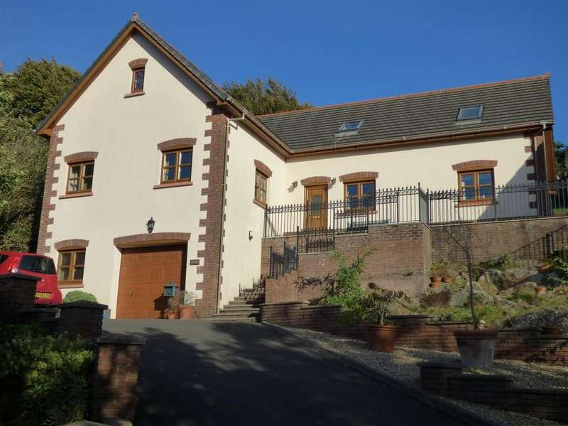 4 Bedrooms House for sale in Llangynog, Carmarthen