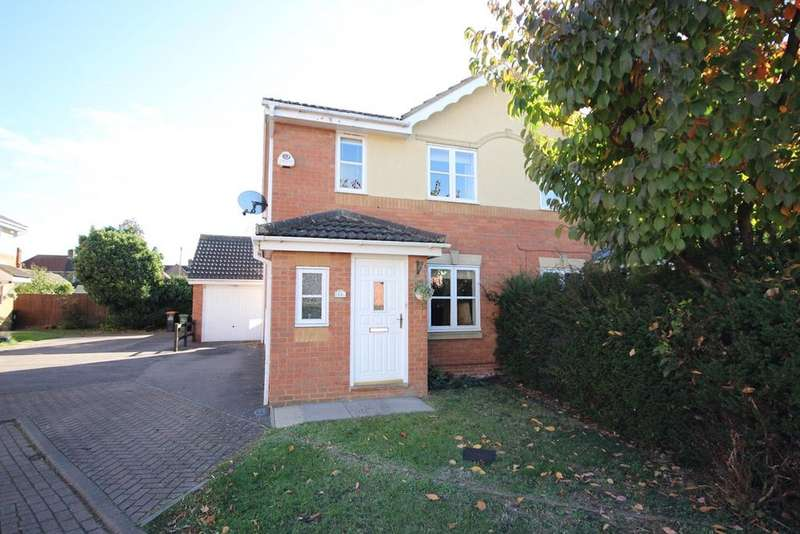 3 Bedrooms Detached House for sale in Smithcombe Close, Barton-le-Clay, Bedfordshire, MK45