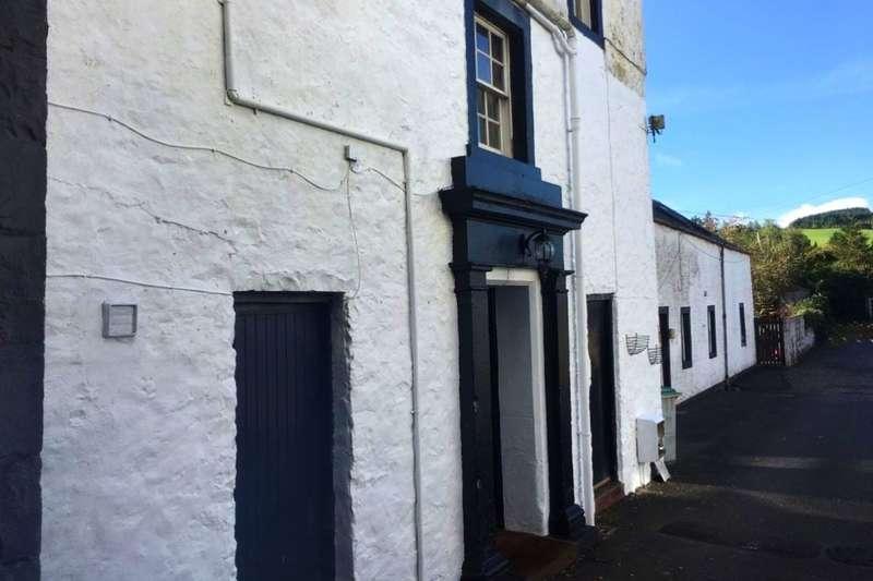 4 Bedrooms Flat for sale in High Street, Moffat, DG10