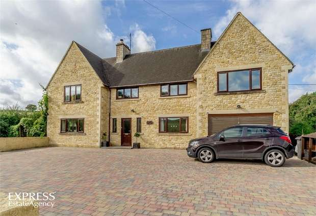 5 Bedrooms Detached House for sale in Coppers End, North Cerney, Cirencester, Gloucestershire