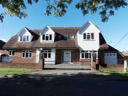 5 Bedrooms Detached House for sale in Billericay, Essex