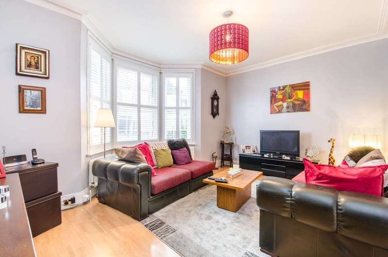 1 Bedroom Flat for sale in Brownlow Road, Harlesden, NW10