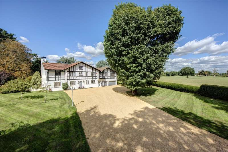 6 Bedrooms Detached House for sale in Hurley Lane, Hurley, Maidenhead, Berkshire, SL6