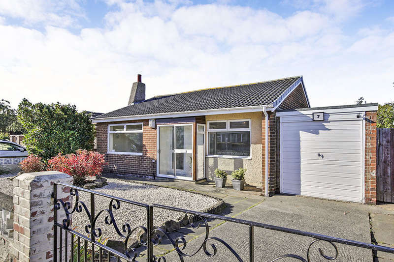2 Bedrooms Detached Bungalow for sale in Ennerdale, Birtley, Chester Le Street, DH3