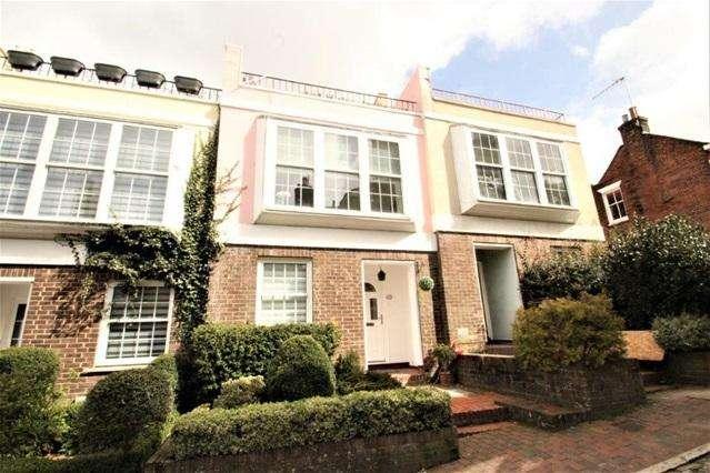 4 Bedrooms Terraced House for sale in Warwick Road, Tunbridge Wells