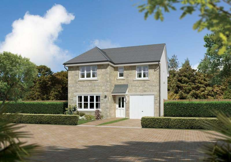 4 Bedrooms Detached House for sale in Plot 4, The Dukeswood, Castle Gardens, Lempockwells Road, Pencaitland, EH34 5AF