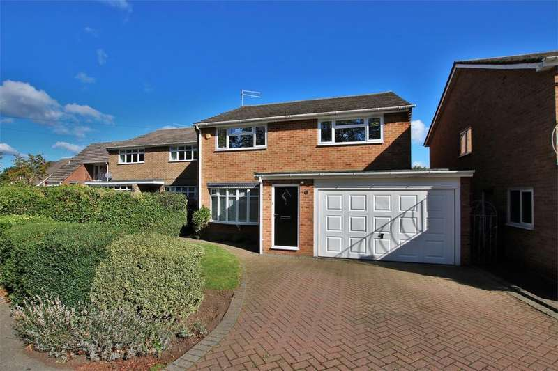 4 Bedrooms Detached House for sale in 29 Lowther Road, WOKINGHAM, Berkshire