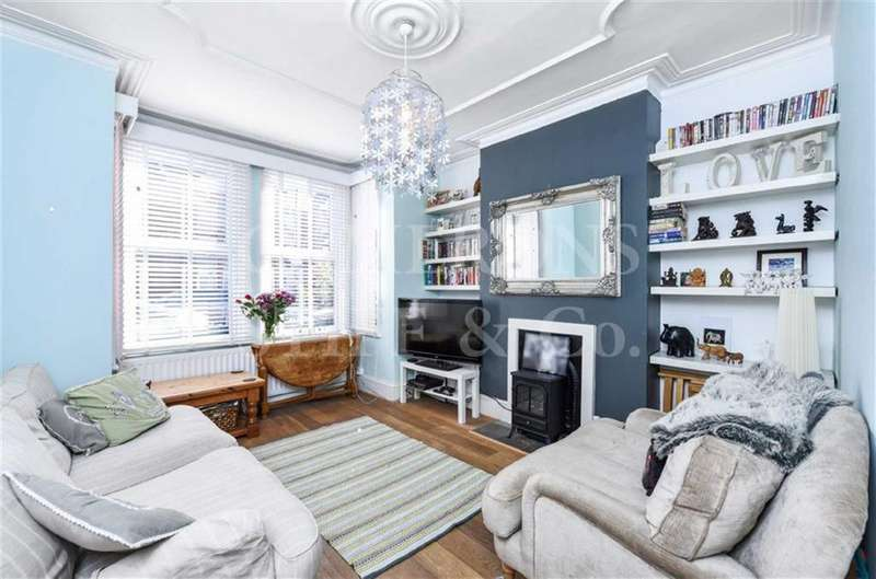 2 Bedrooms Flat for sale in Balmoral Road, Willesden Green, London, NW2