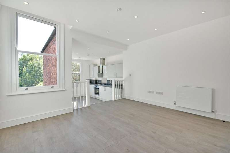 1 Bedroom Apartment Flat for sale in Dartmouth Road, Mapesbury Conservation Area, NW2