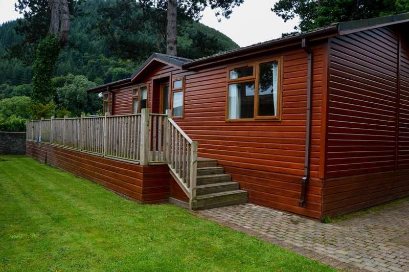 2 Bedrooms Park Home Mobile Home for sale in Gower Road, Trefriw, North Wales