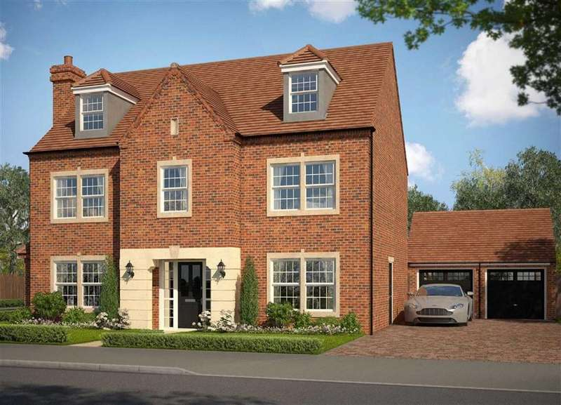 6 Bedrooms Detached House for sale in Wyvern Grange, Off Furniss Avenue, Dore, Sheffield, S17