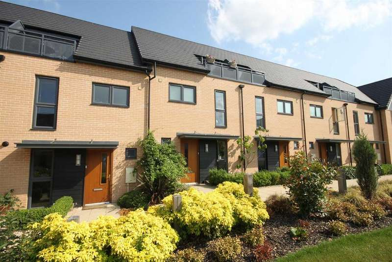 3 Bedrooms Terraced House for sale in Neath Farm Court, Cambridge