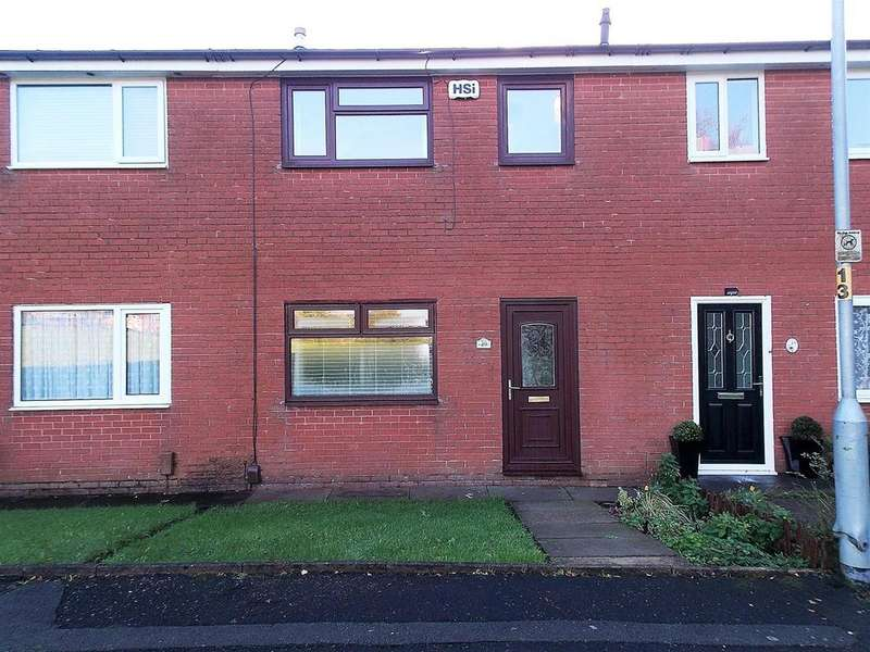 3 Bedrooms Mews House for sale in Lower Southfield, Westhoughton, Bolton