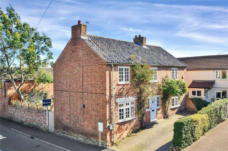 4 Bedrooms Detached House for sale in Back Lane, Long Clawson, Melton Mowbray
