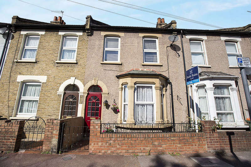 3 Bedrooms Terraced House for sale in Hayday Road, London, E16