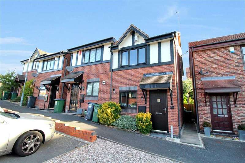 2 Bedrooms Semi Detached House for sale in Clent Hill Drive, Rowley Regis