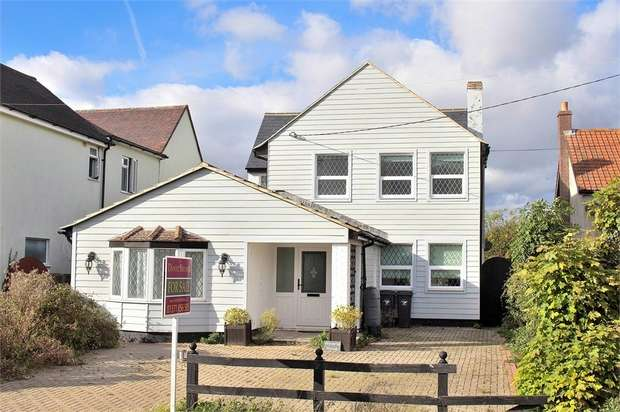 4 Bedrooms Detached House for sale in Broxted, Dunmow, Essex