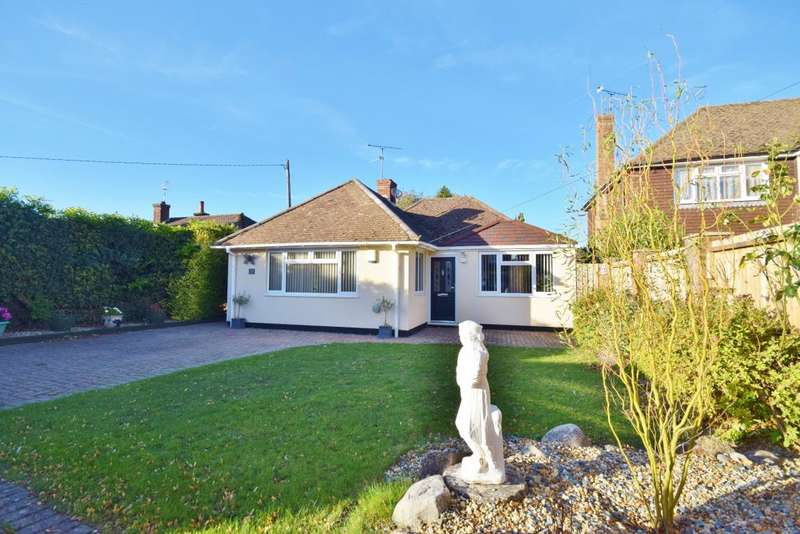 2 Bedrooms Property for sale in Kempshott, Basingstoke, RG22