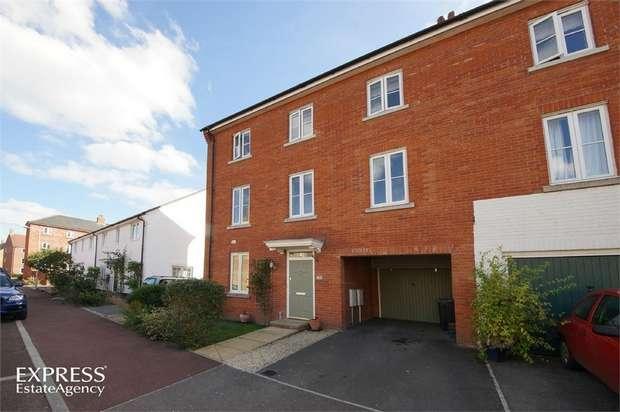 4 Bedrooms End Of Terrace House for sale in Honeymead Lane, Sturminster Newton, Dorset