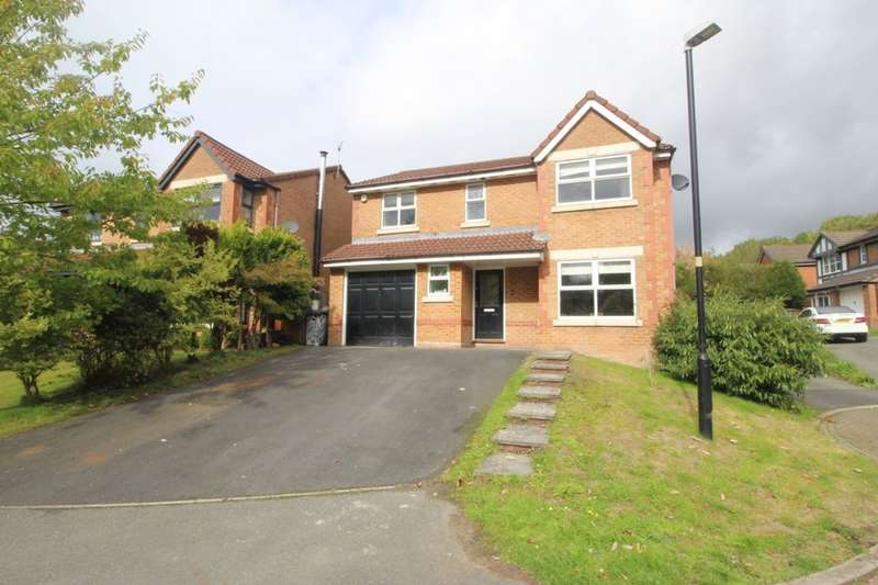 4 Bedrooms Detached House for sale in Knebworth Close, Clayton-Le-Woods, Chorley, PR6