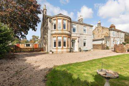 4 Bedrooms Detached House for sale in Almswall Road, Kilwinning